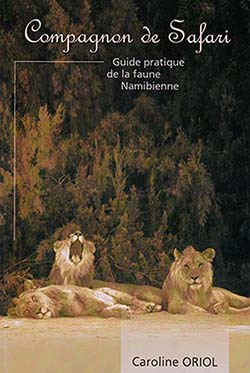 Guide animalier Namibie
