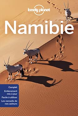 Guide touristique Namibie - Lonely Planet