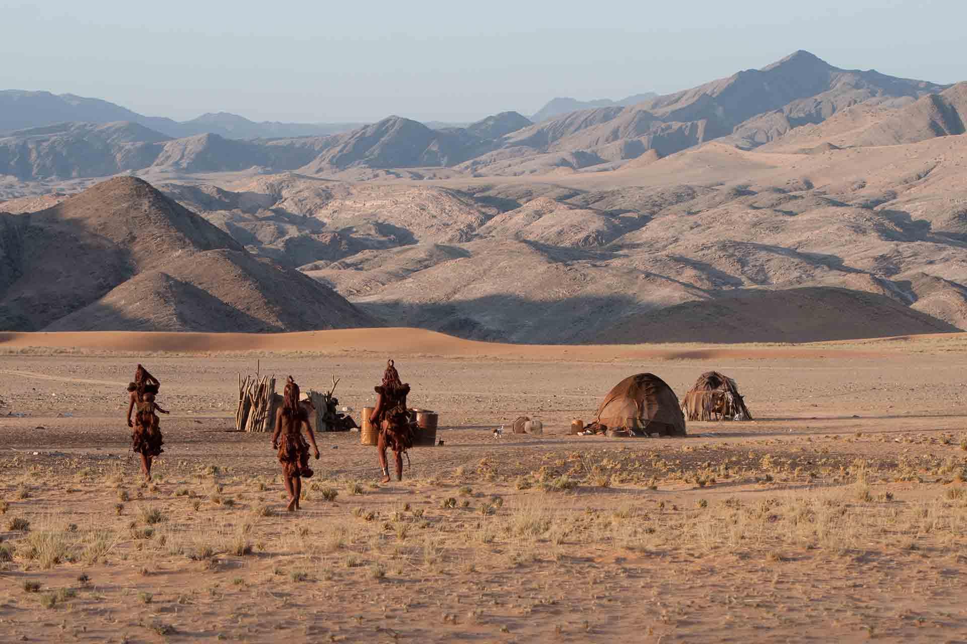 Himba - Hartmann Valley - Kaokoland