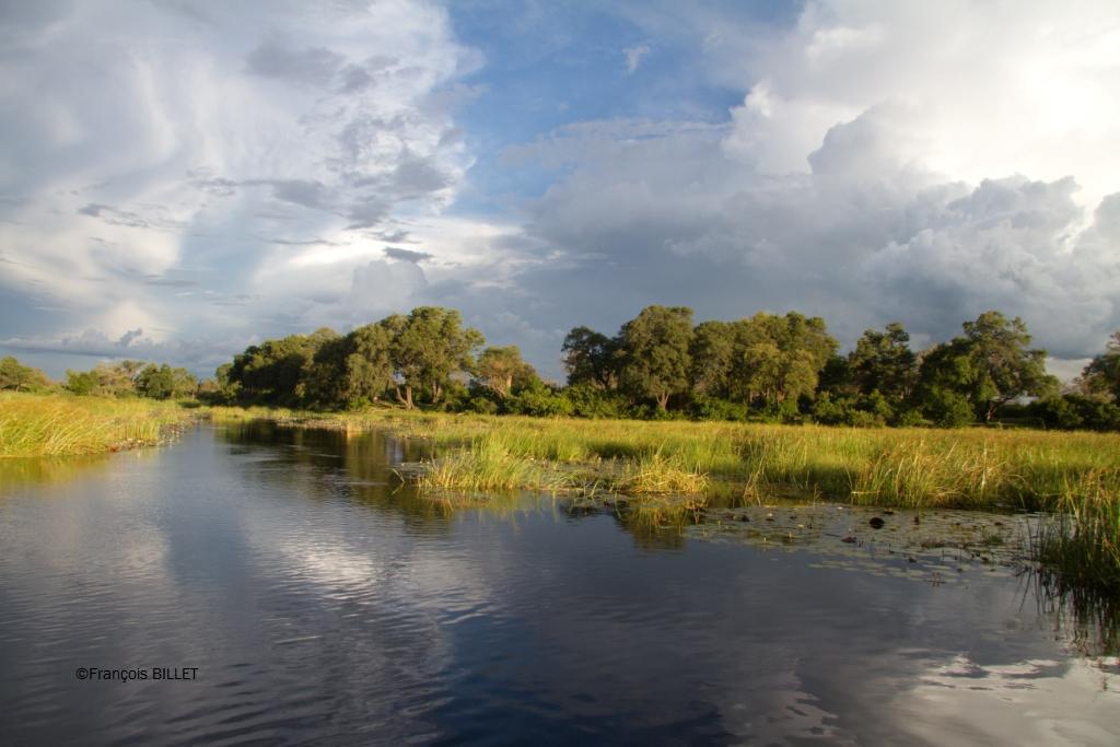 Bande de Caprivi - Okavango