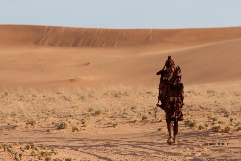 Himba - Kaokoland - Namibie